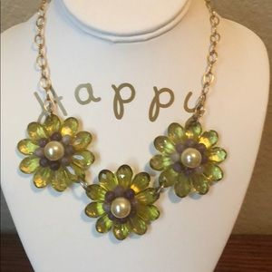 Anthropologie NWOT Necklace with multiple use!
